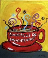 Shortcut To Enlightenment Fine-Art Print