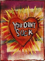 Suck Heart Fine-Art Print