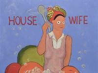 House Wife Fine-Art Print