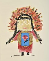 Frida Rose Fine-Art Print
