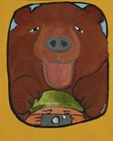 Smile Grizzley Fine-Art Print
