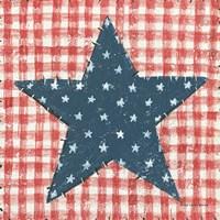 Americana Quilt II Fine-Art Print