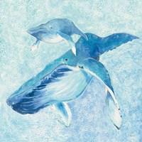 Blue Mama v2 Fine-Art Print