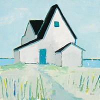Cottage by the Sea Fine-Art Print