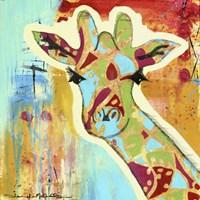 Calypso The Giraffe Fine-Art Print