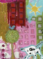 City Life Fine-Art Print