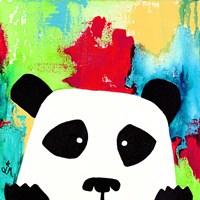 Primary Panda Fine-Art Print