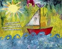 Sail Towards Fine-Art Print