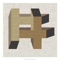 Geometric Perspective VI Fine-Art Print