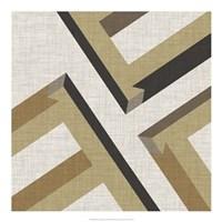 Geometric Perspective VIII Fine-Art Print