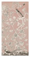 Blush Chinoiserie I Fine-Art Print