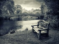 Bow Bridge Nostalgia Fine-Art Print