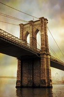 Brooklyn Bridge Morning Fine-Art Print