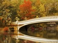 Bow Bridge Beauty Fine-Art Print