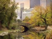 Autumn in New York Fine-Art Print