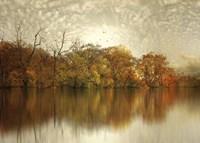 Floating Foliage Fine-Art Print