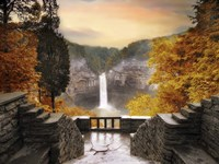 Autumn at Taughannock Fine-Art Print