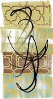 Rhythmic Motion I Fine-Art Print