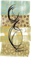 Rhythmic Motion II Fine-Art Print