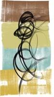 Dancing Swirl II Fine-Art Print