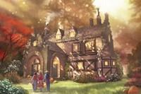Autumn Hollow Fine-Art Print
