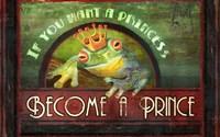 Frog Prince Fine-Art Print