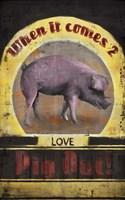 Pig Out Fine-Art Print