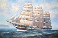 Hms Macquarie Fine-Art Print