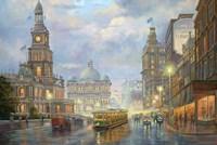 Evening Showers - Sydney Fine-Art Print