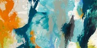 Tidal Abstract II Fine-Art Print