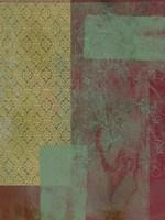 Brocade Tapestry I Fine-Art Print
