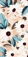 Wind Daisies I Fine-Art Print