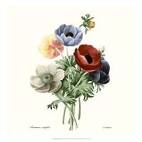 Blushing Bouquet I Fine-Art Print