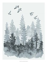 Sierra Vista I Fine-Art Print