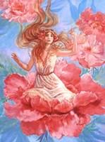 Peony Fairy Fine-Art Print