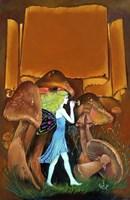 Mushroom Fairy Fine-Art Print