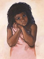 Black Girl Fine-Art Print
