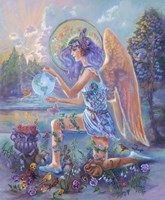 Guardian Angel Of The World Fine-Art Print