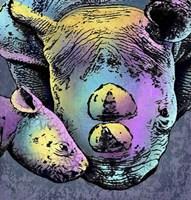 Rhino 2 Fine-Art Print