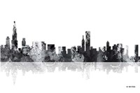 Chicago Illinois Skyline BG 1 Fine-Art Print