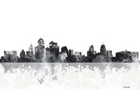 Kansas City Missouri Skyline Fine-Art Print
