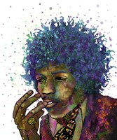 Jimi Hendrix I Fine-Art Print
