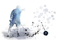 Soccer Player 6 Fine-Art Print