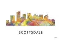 Scottsdale Arizona Skyline Fine-Art Print