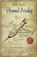 Airship Fine-Art Print