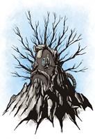 Beard Mountain Fine-Art Print