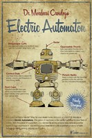 Electric Auto Fine-Art Print