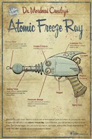 Freeze Ray Fine-Art Print