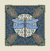 Apple Dragonfly Fine-Art Print