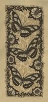 Apple 3 Butterflies Fine-Art Print